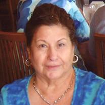 "Josephine ""Josie"" Martinez Fuentez"