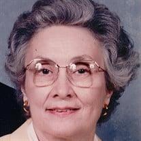 Helen Graham Rusher