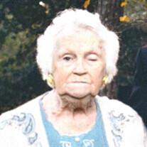 Shirley Irene Alexander