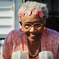 Mrs. Clara E. Robinson