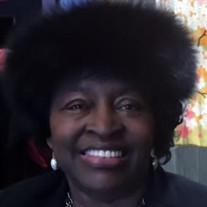 Mrs. Margaret Ann Tedford