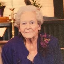 Martha Carol Hampton Gaddie