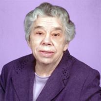 Mrs. Geneva Hicks Seigler