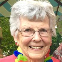 Bettie Lou LeMar