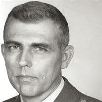 Col. Donald C. Davidson, USAF, Ret.