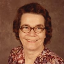 Delores M Robinson