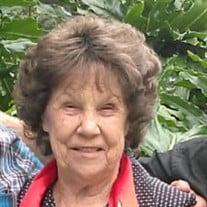 Mrs. Ruby Faye Hamilton Lemaitre Myers