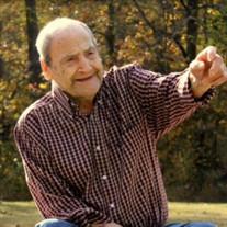 Gerald Edgar Clolinger of Guys, Tennessee