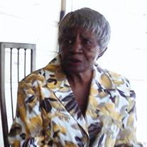 Cora Lee Talbert
