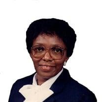Thomasina Christina Hunter Williams