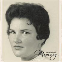 Mrs. Marilyn Jean Wilfong
