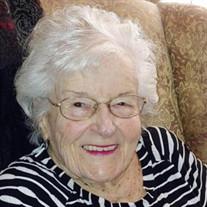 Jean Elizabeth Egbert