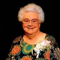 Freda M. Sharp