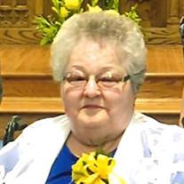 Georgiana Louise Gungoll