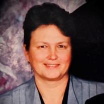 Freda JoAnne Hurley