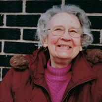 Ethel M. Calhoun