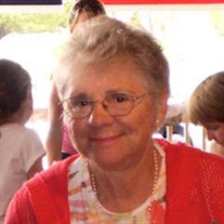 Mrs. Nancy Johns McCann