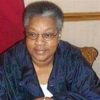 Mrs. Lula B. Martin