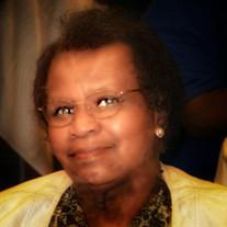 Mrs. Irene Jones