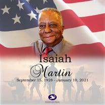 Mr. Isaiah Martin