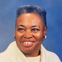 Mrs. Gladys Gillis Grier
