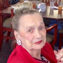 """Marjorie """"Margie"""" Anne Burton Cozart"""