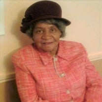 Mrs. Irene Thompson Rogers