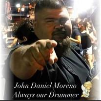 John Daniel Moreno
