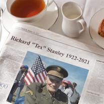 "Richard ""Tex"" Stanley"