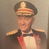 Maj. John W. Barry USA (Ret.)