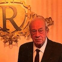 Richard E. Vigilo, Funeral Director, Funeral Home Owner, Chief Coroner
