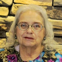Patricia Josephine Alhand Anglin Thompson