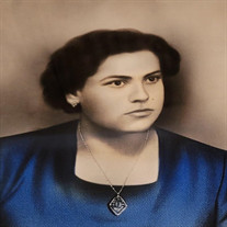 Teresa Anguiano de Gutierrez