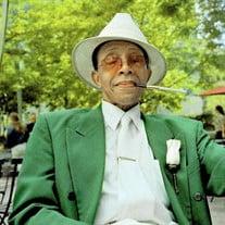 "Mr. Joseph W. Norman ""Mr. Detroit"""