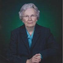 Mrs. Julia Elizabeth Murray