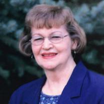 Marian Elaine Olsen McFarland