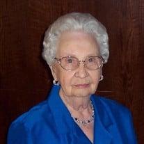 Norma Gene (Cline) Holcombe
