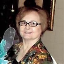 Doris June Mitchell