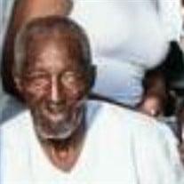 Mr Willie James Warren Sr.