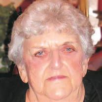 Mrs. Clara May Byrd LaRue