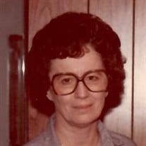 Shirley Stirrat Sturcken
