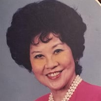 Dr. Lucia Sun Chang