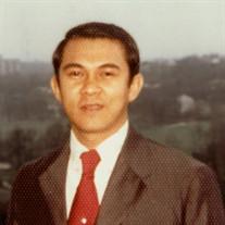 Eduardo Aguila Besana Sr.
