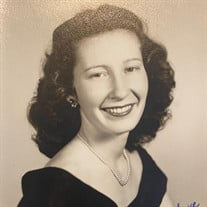 Shirley Mae Thompson Cain