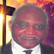 Pastor Bennie Lee Robinson