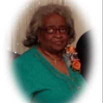 Mrs. Margaret Garrett