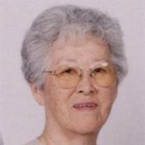 Mae Fujie (Taniguchi) Kajioka