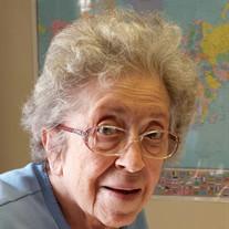 Miriam L. Huntzinger