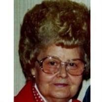 Irene Mae Biddle Browning