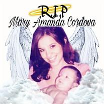 Mary Amanda Cordova